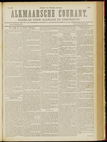 Alkmaarsche Courant 1918-09-19