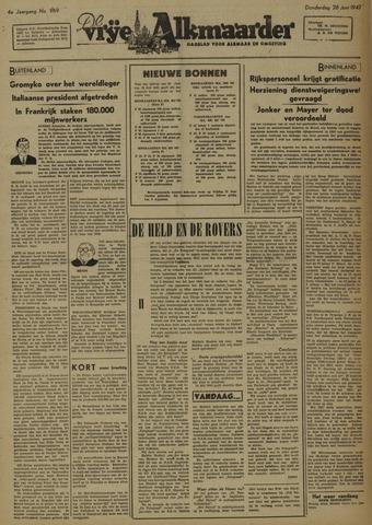 De Vrije Alkmaarder 1947-06-26