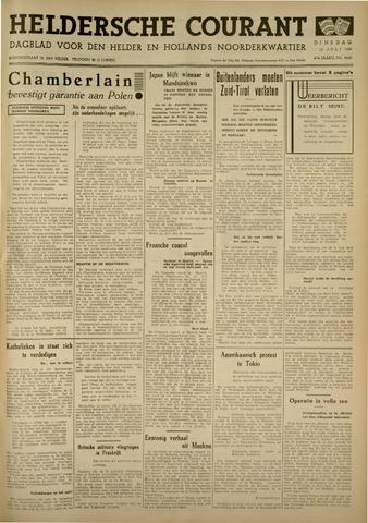 Heldersche Courant 1939-07-11