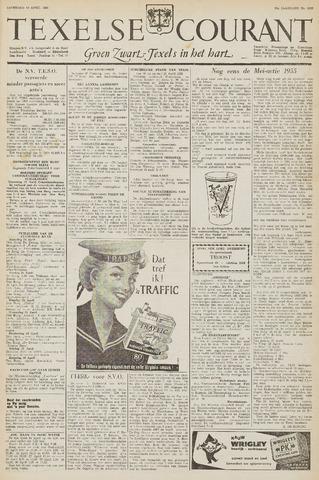 Texelsche Courant 1955-04-23