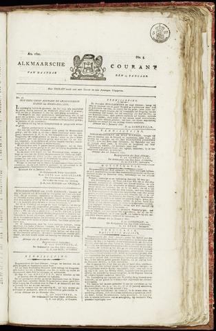 Alkmaarsche Courant 1821-01-15