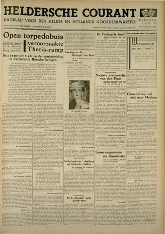 Heldersche Courant 1939-06-06