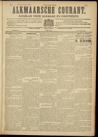 Alkmaarsche Courant 1928-01-10