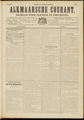Alkmaarsche Courant 1911-07-11