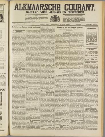 Alkmaarsche Courant 1941-05-19