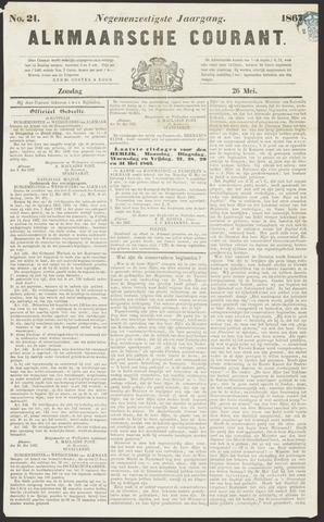 Alkmaarsche Courant 1867-05-26