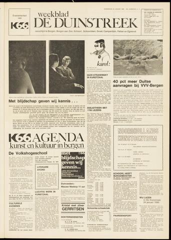 De Duinstreek 1969-01-23