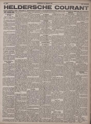 Heldersche Courant 1918-01-24