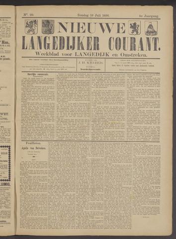 Nieuwe Langedijker Courant 1896-07-19