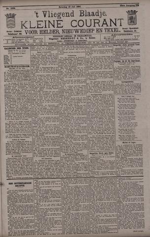 Vliegend blaadje : nieuws- en advertentiebode voor Den Helder 1895-07-13