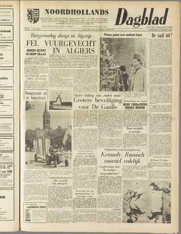 Noordhollands Dagblad : dagblad voor Alkmaar en omgeving 1962-08-30