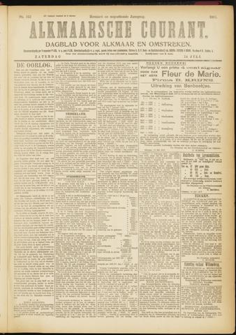 Alkmaarsche Courant 1917-07-14