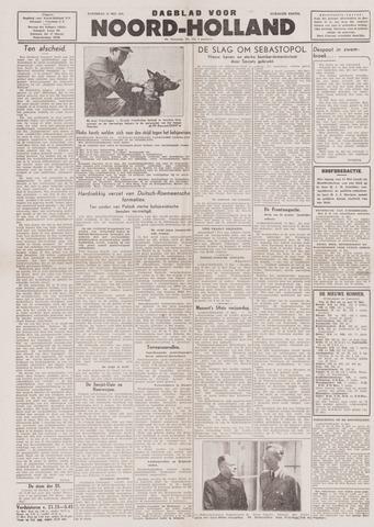 Dagblad Noord-Holland, Schager editie 1944-05-13