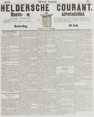 Heldersche Courant 1875-07-31