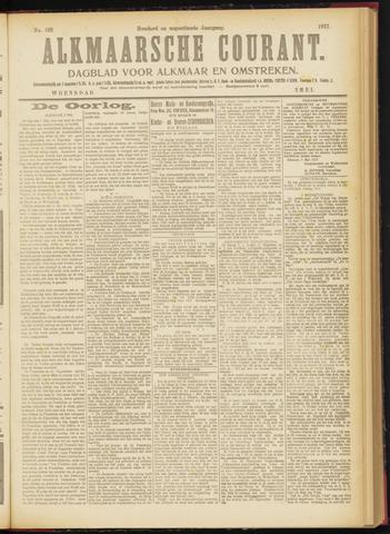 Alkmaarsche Courant 1917-05-02