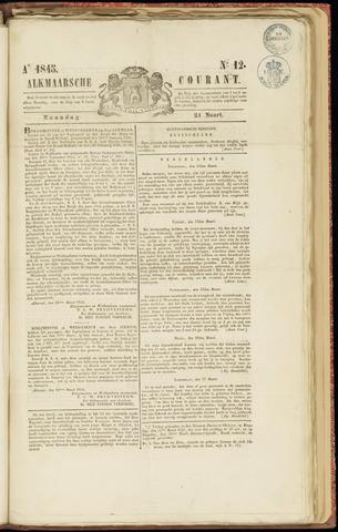 Alkmaarsche Courant 1845-03-24