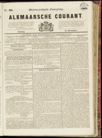 Alkmaarsche Courant 1861-12-15