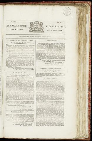 Alkmaarsche Courant 1820-11-20