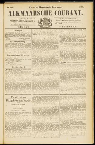 Alkmaarsche Courant 1897-12-03