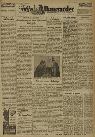De Vrije Alkmaarder 1946-11-20