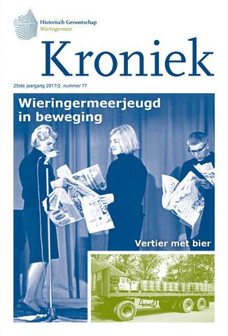 Kroniek Historisch Genootschap Wieringermeer 2017-08-01