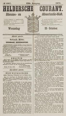 Heldersche Courant 1871-10-25