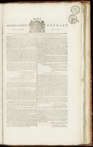 Alkmaarsche Courant 1829-05-11