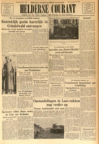 Heldersche Courant 1953-12-29