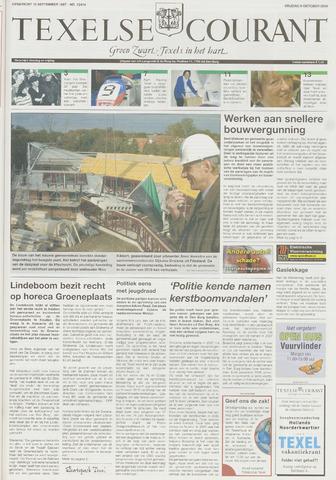 Texelsche Courant 2009-10-09