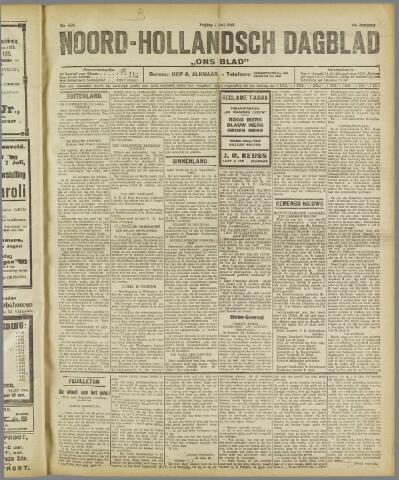 Ons Blad : katholiek nieuwsblad voor N-H 1922-07-07