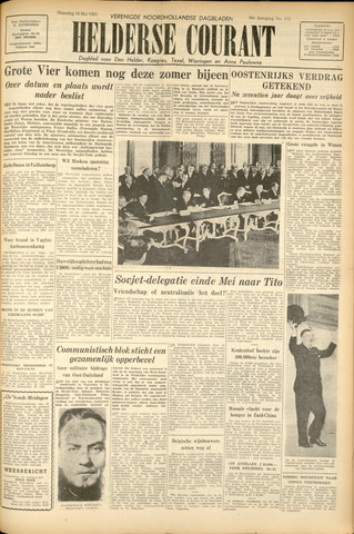 Heldersche Courant 1955-05-16