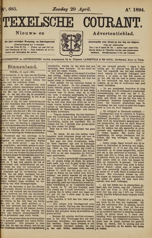Texelsche Courant 1894-04-29
