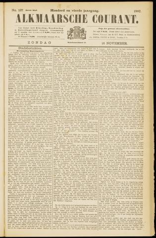 Alkmaarsche Courant 1902-11-16