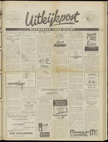 Uitkijkpost : nieuwsblad voor Heiloo e.o. 1972-08-30
