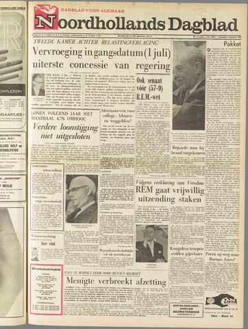 Noordhollands Dagblad : dagblad voor Alkmaar en omgeving 1964-12-02