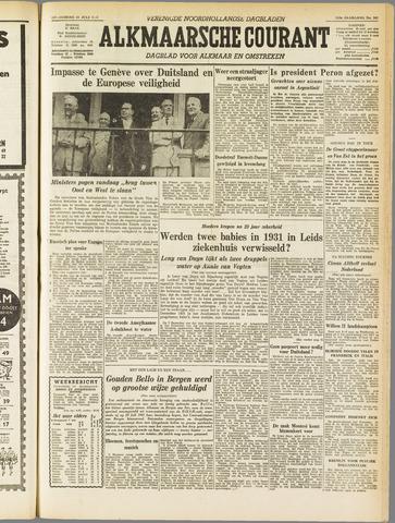 Alkmaarsche Courant 1955-07-21