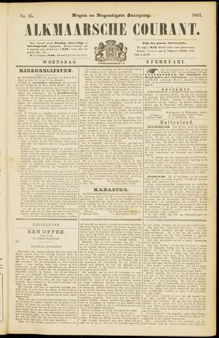 Alkmaarsche Courant 1897-02-03