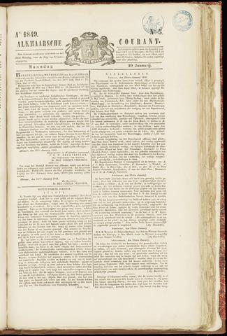 Alkmaarsche Courant 1849-01-29