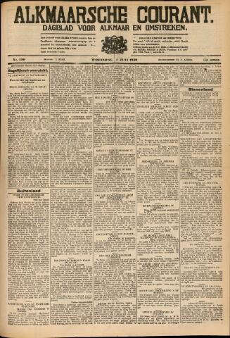 Alkmaarsche Courant 1930-06-04