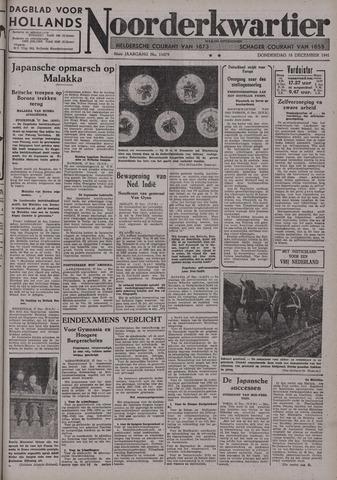 Dagblad voor Hollands Noorderkwartier 1941-12-18