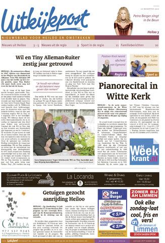 Uitkijkpost : nieuwsblad voor Heiloo e.o. 2011-08-10