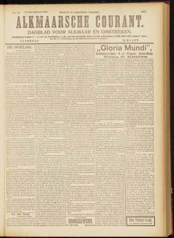 Alkmaarsche Courant 1917-03-24