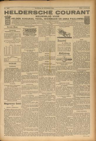 Heldersche Courant 1924-11-22