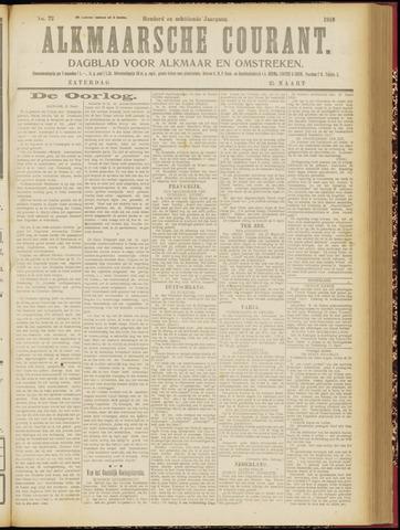 Alkmaarsche Courant 1916-03-25