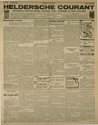 Heldersche Courant 1932-06-07