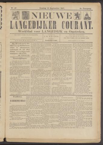 Nieuwe Langedijker Courant 1897-09-12