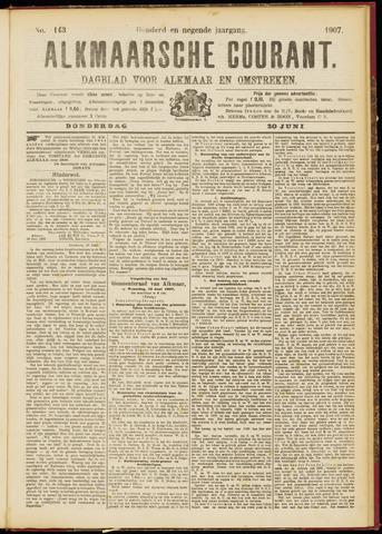 Alkmaarsche Courant 1907-06-20