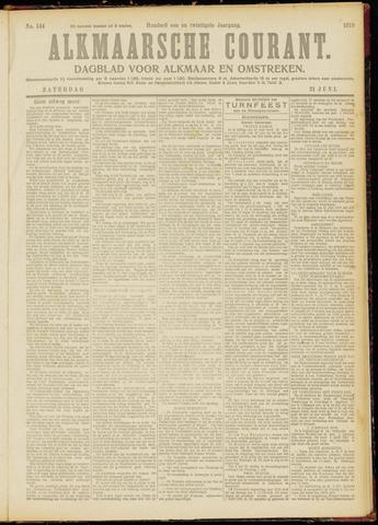 Alkmaarsche Courant 1919-06-21