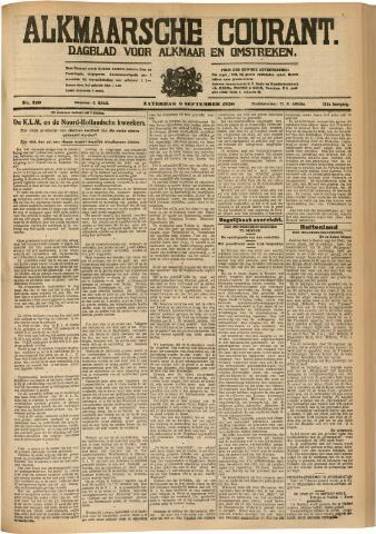 Alkmaarsche Courant 1930-09-06