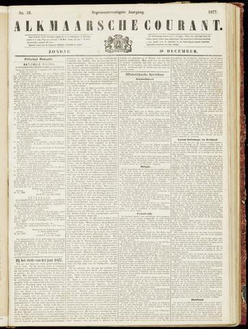 Alkmaarsche Courant 1877-12-30